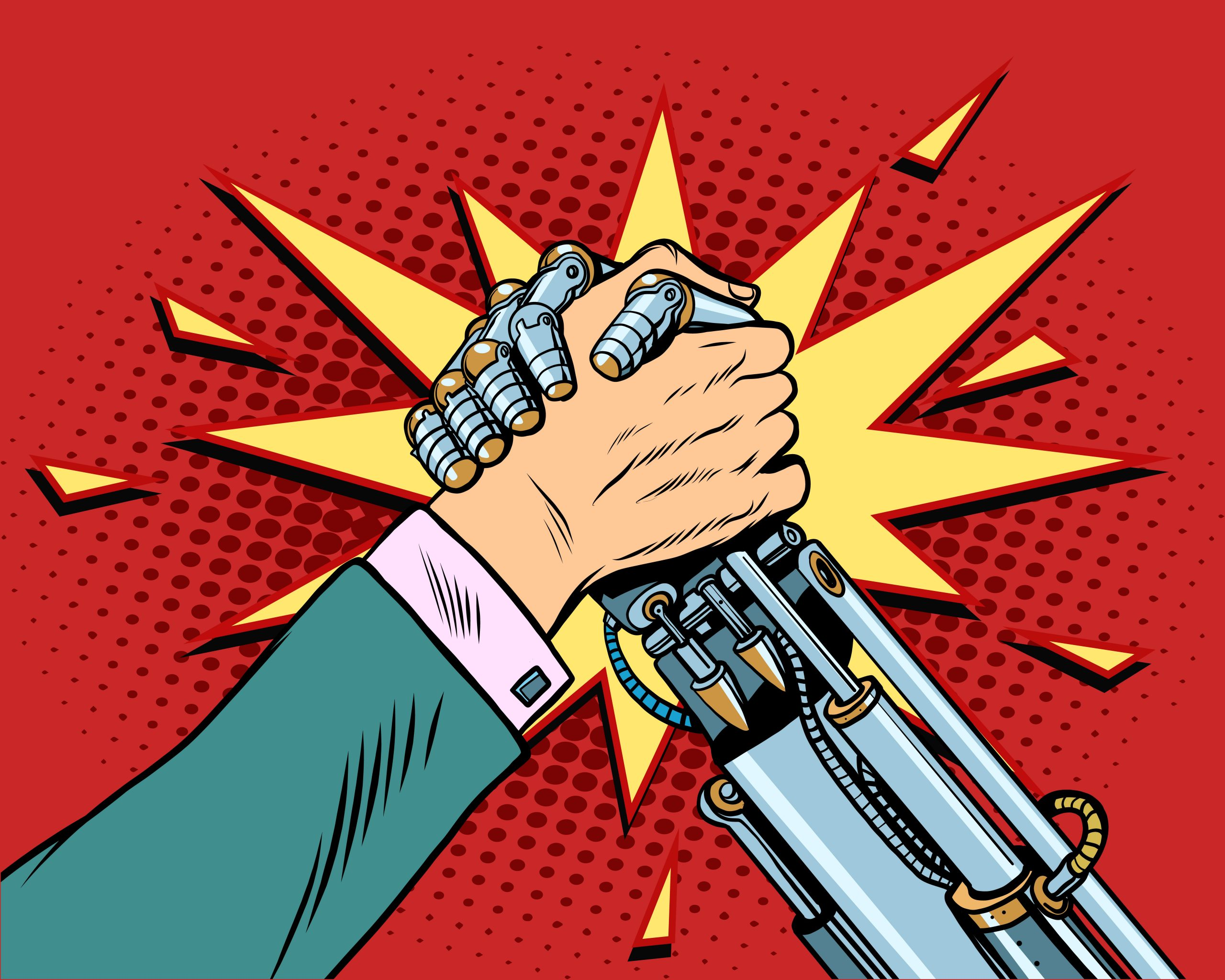 Man vs. Machine: Who Should Translate Your Brand's Content?