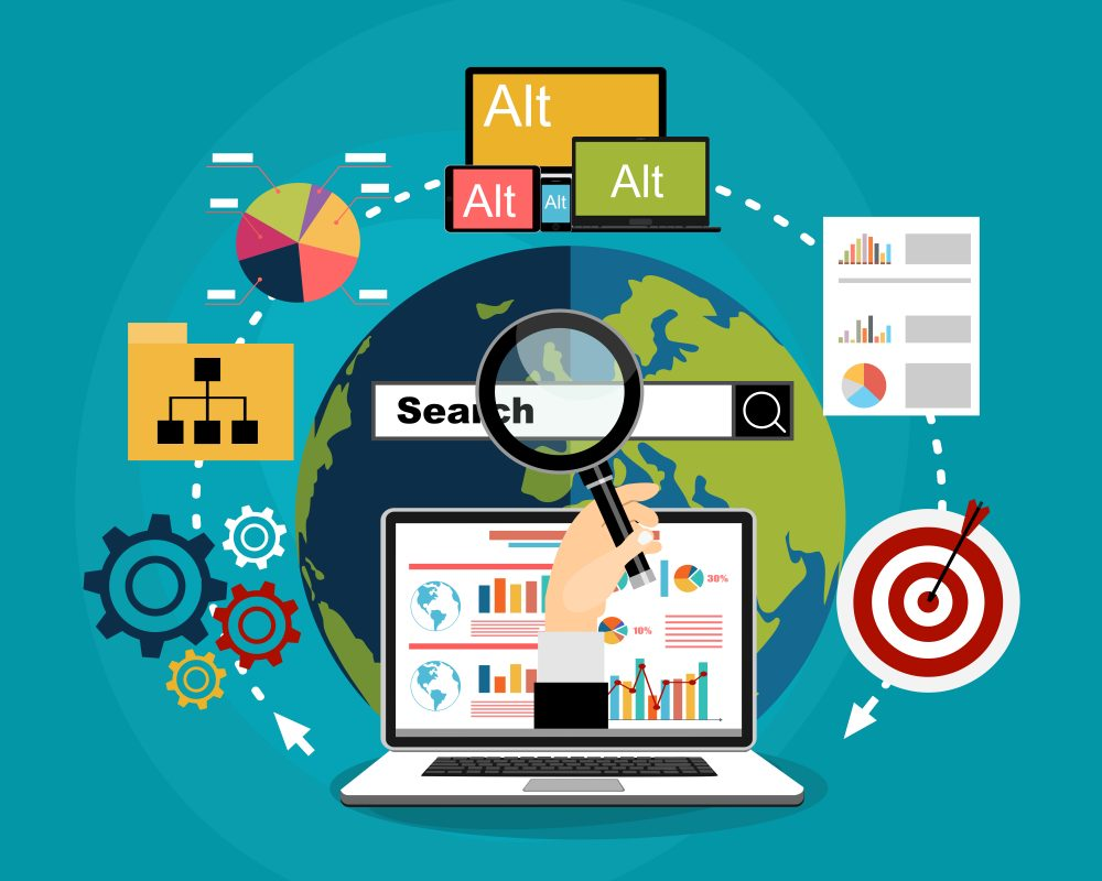 Optimising your Website for Global Search Engines  – What's Involved?