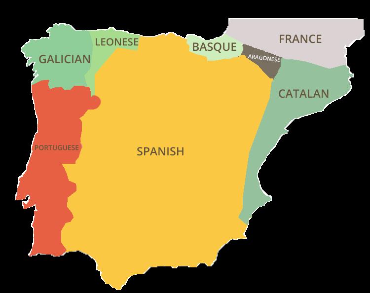 Alongside Castilian