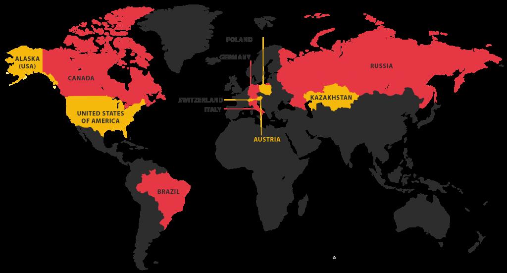 German Language MAP
