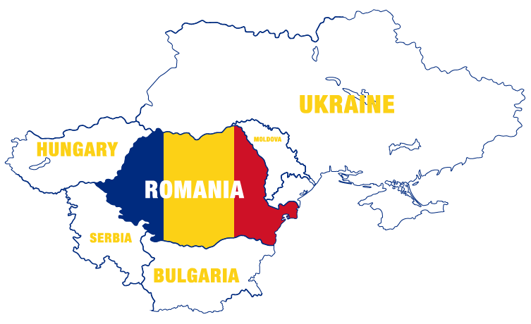 Romania language_map_inner page