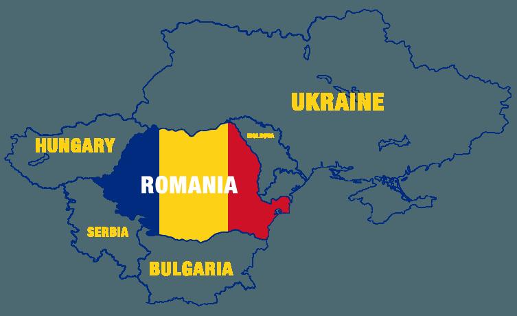 Romania language_map_inner page