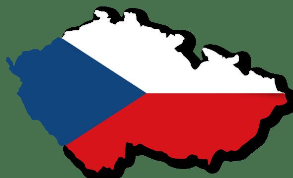 Czech Republic_map_inner page