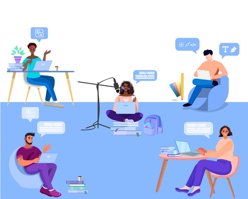 E-Learning Translation – Every Key Aspect of Production