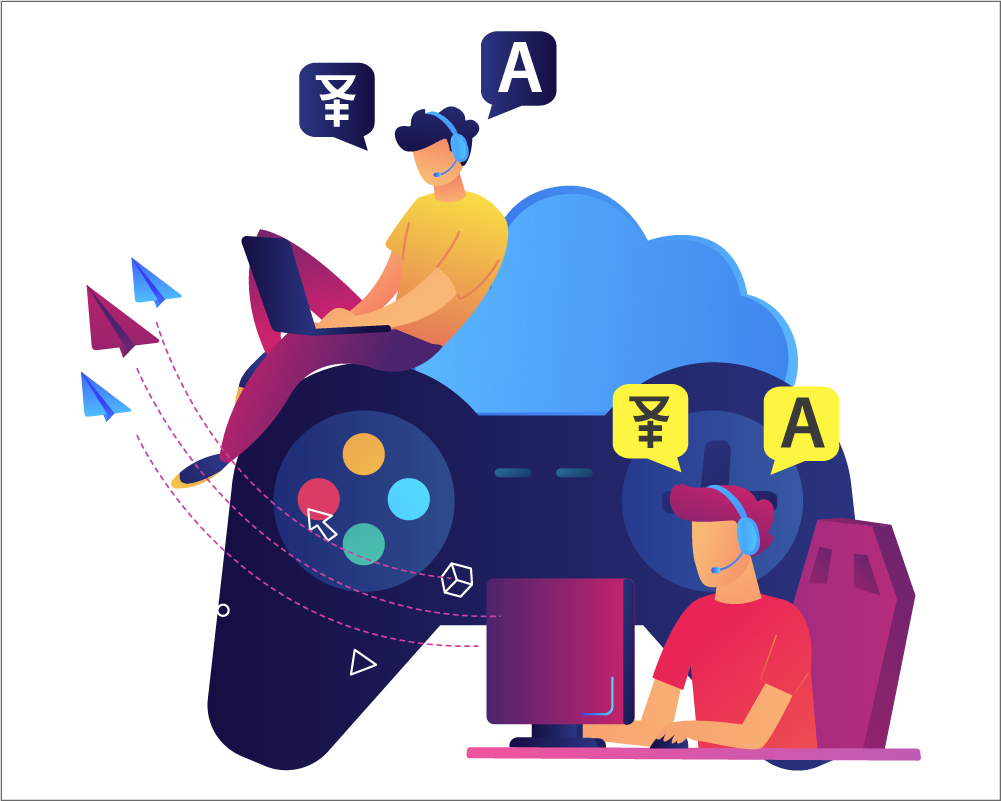 Localization & Transcreation in Video Gaming